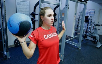 Recovery after Exercise – Globe and Mail Interview
