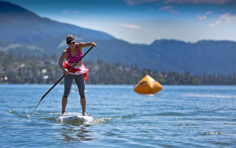 The Benefits of SUP