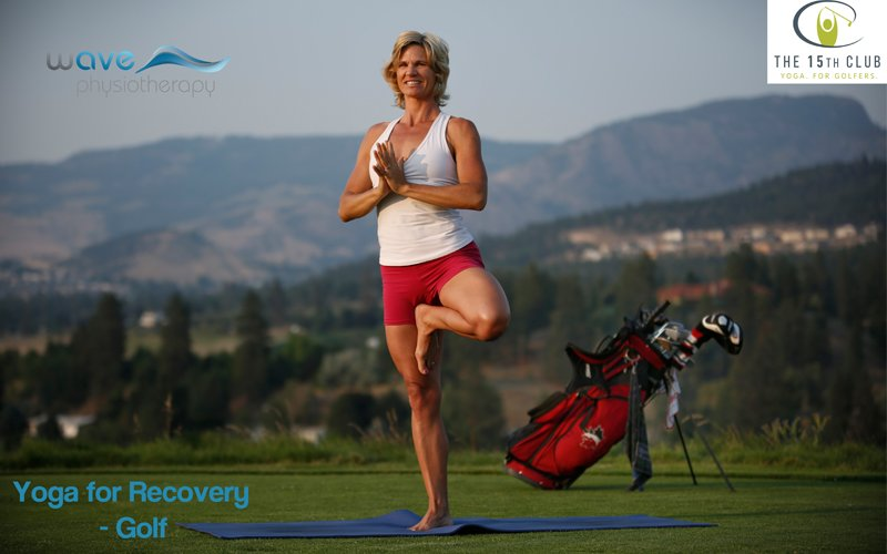 Yoga for Recovery – Golf