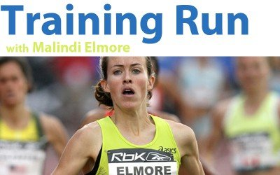 Training Run – with Malindi Elmore