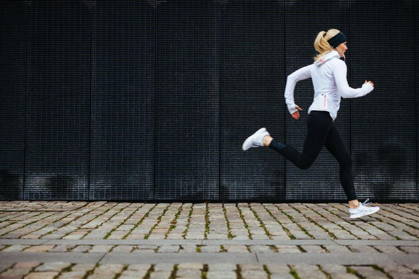 Dynamic Warm-Up for COLD Running